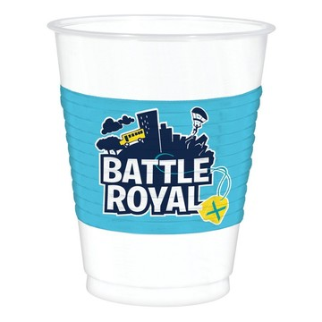 Battle Royal Plastic Cups (8)