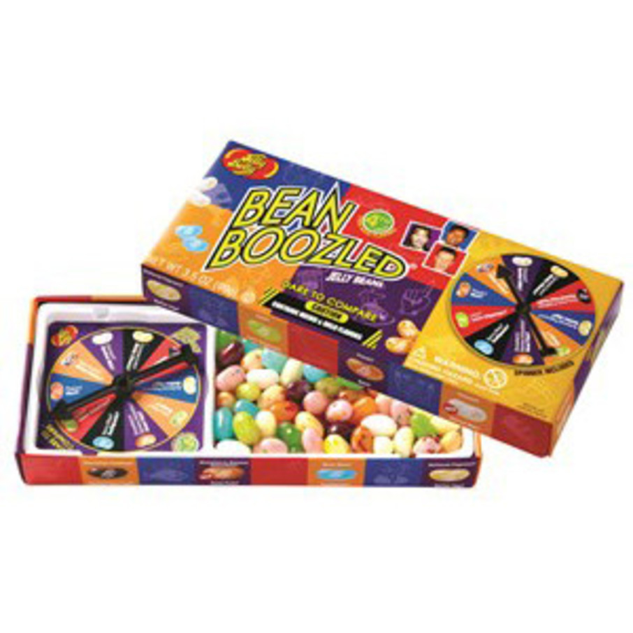 View larger image of BeanBoozled 3.5 oz Jelly Beans Spinner Gift Box