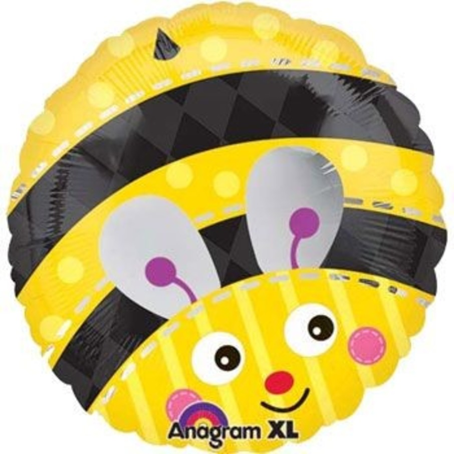 View larger image of Bee Balloon (each)