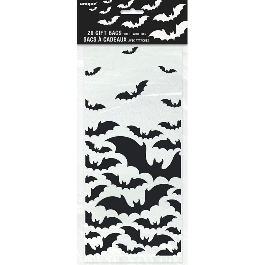View larger image of Black Bats Cello Bags (20)