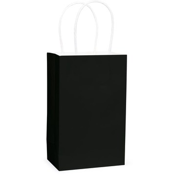 Black Favor Bag