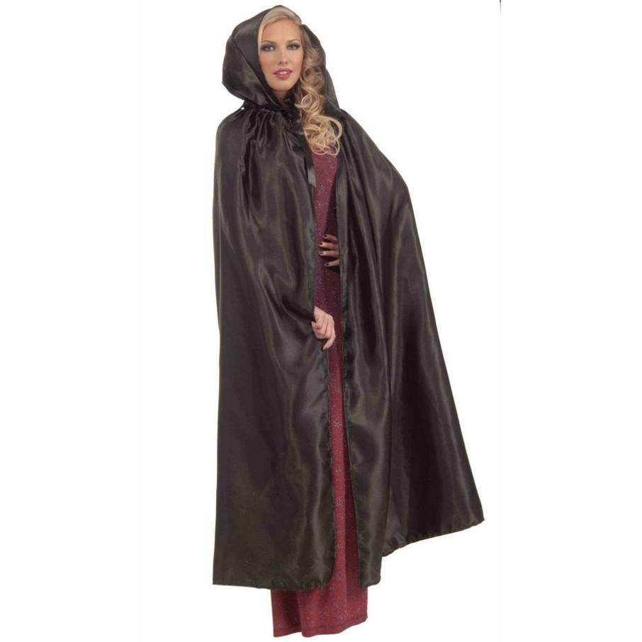 View larger image of Black Masquerade Cape