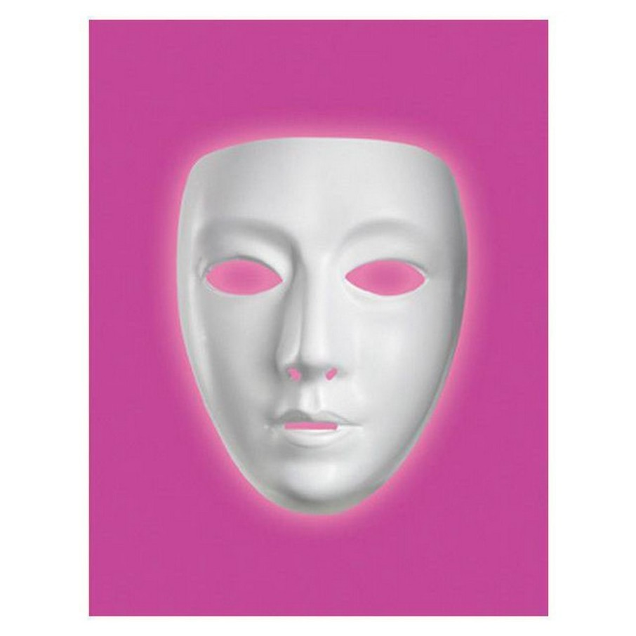 View larger image of Blank Female Mask