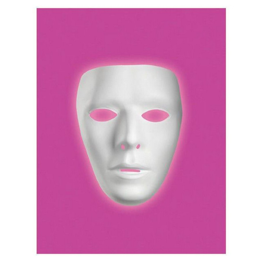 View larger image of Blank Male Mask