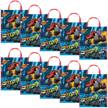 Blaze and the Monster Machines Tote Bag (Set of 10)