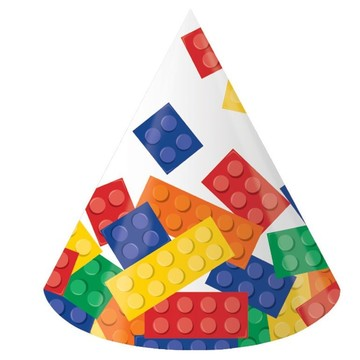Block Party Hats (8 Count)