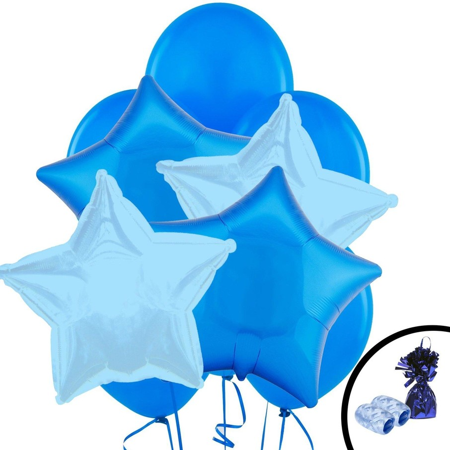 View larger image of Blue Balloon Bouquet