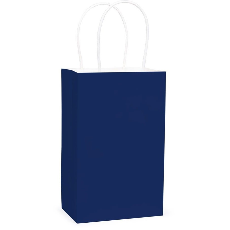 View larger image of Blue Favor Bag