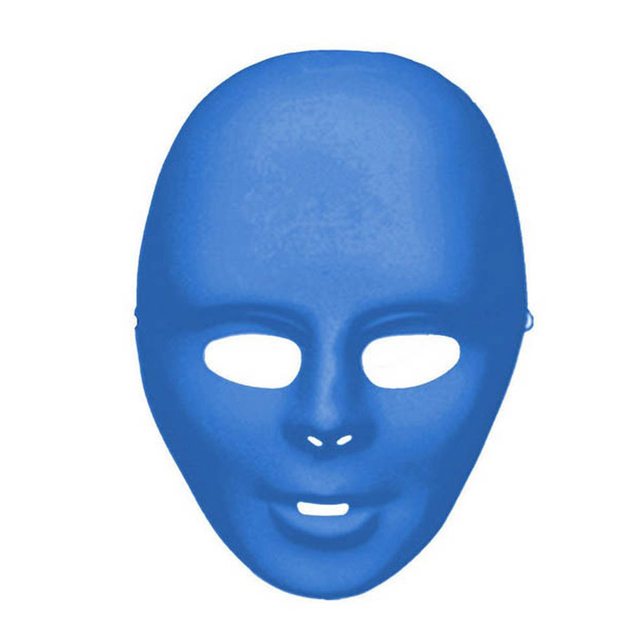 View larger image of Blue Full Face Mask