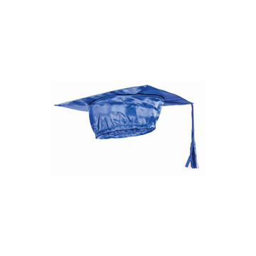 Blue Graduation Child Cap - One-Size