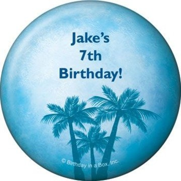 Blue Planet Personalized Magnet (each)
