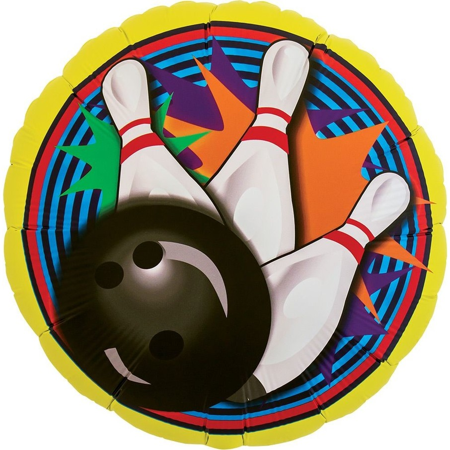 View larger image of Bowling Balloon (each)