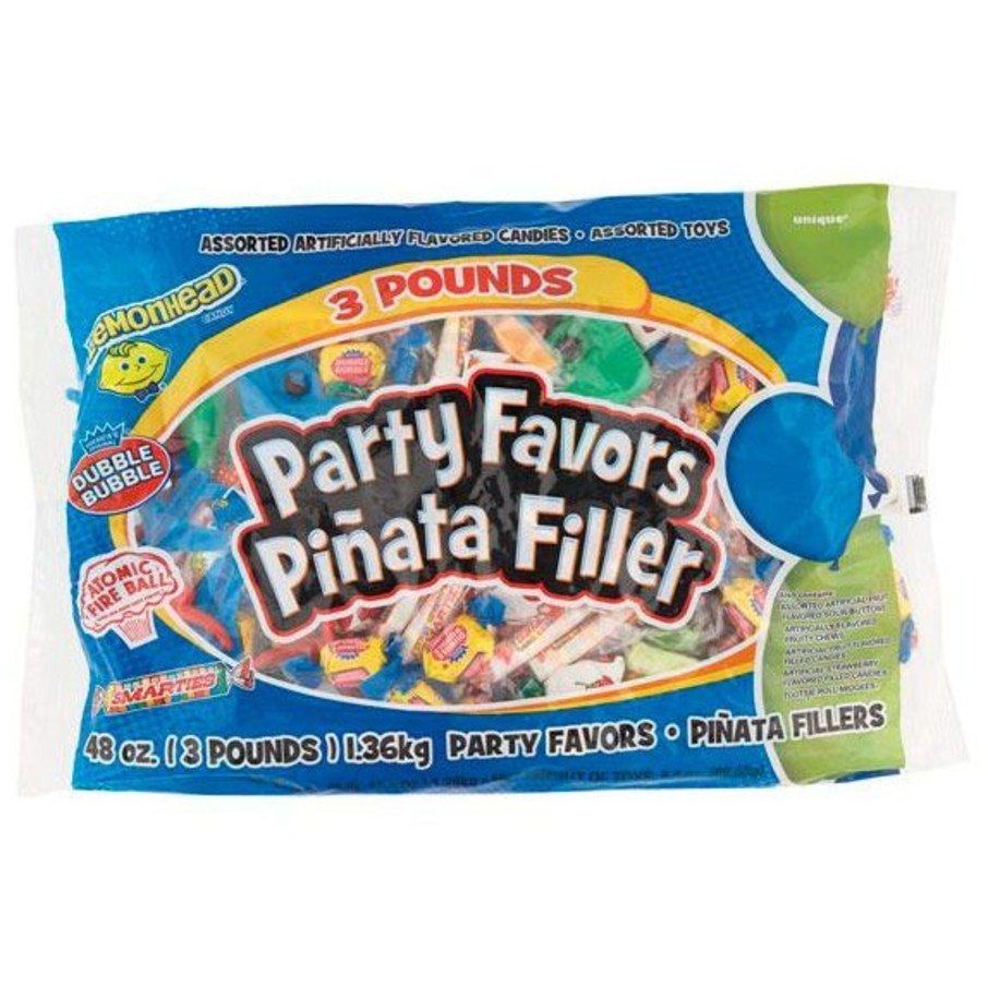 View larger image of Boy Pinata Filler 3lb Bag (Each)