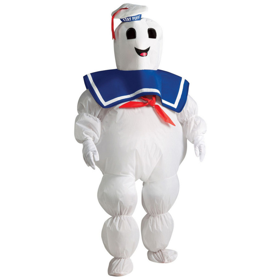 View larger image of Boys Inflatable Ghostbusters Stay Puft C