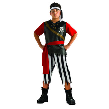 Boys Pirate King Costume