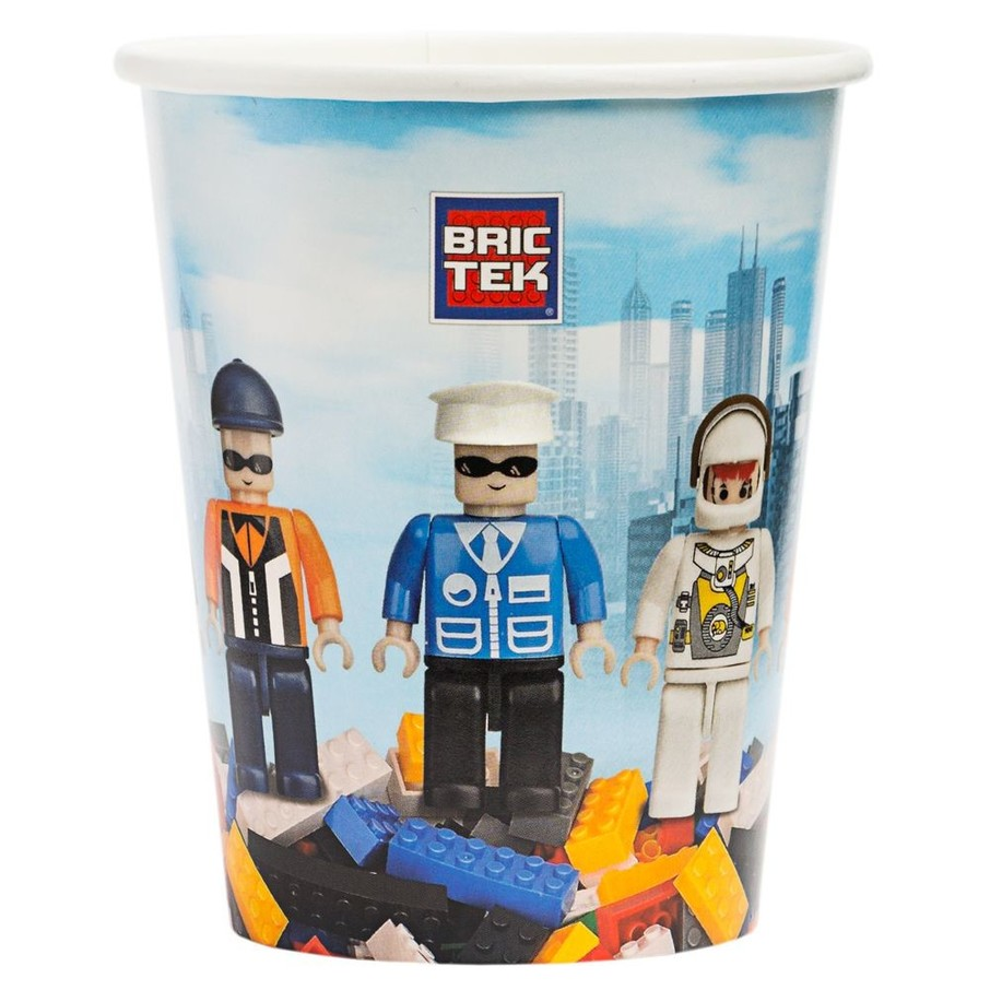View larger image of Bric Tek 9oz Cups (8 Pack)