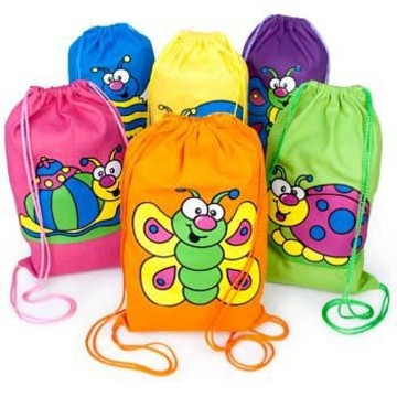 Bright Bug Drawstring Backpack (12)
