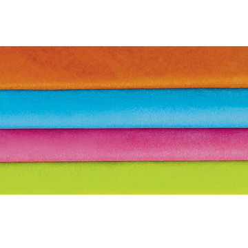 Bright Colors Tissue Paper