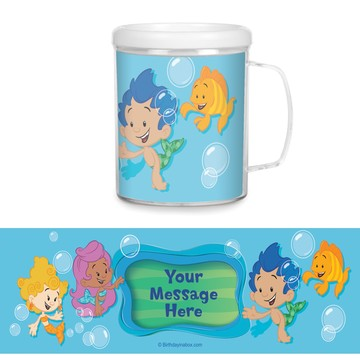 Bubble Friends Personalized Favor Mugs (Each)