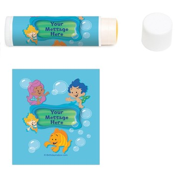 Bubble Friends Personalized Lip Balm (12 Pack)