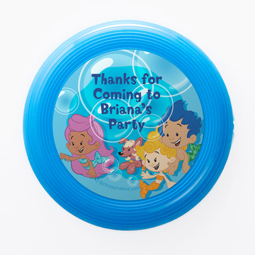 Bubble Friends Personalized Mini Discs (Set of 12)
