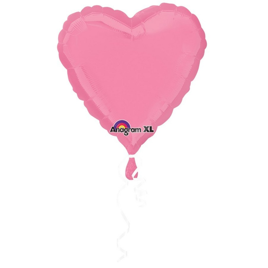 "View larger image of Bubblegum Pink 18"" Heart Balloon"