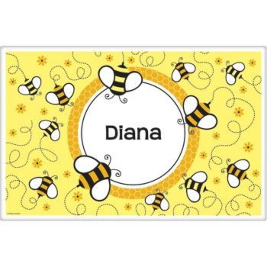 View larger image of Bumble Bee Personalized Placemat (each)
