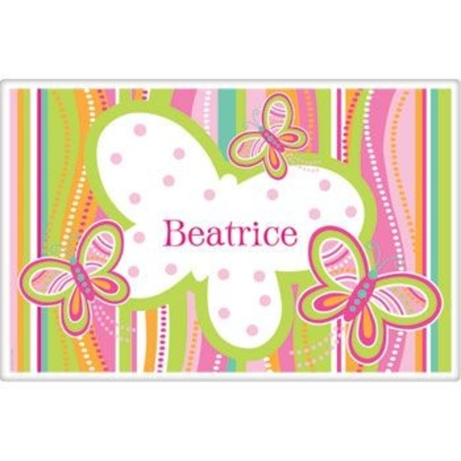 View larger image of Butterfly Personalized Placemat (each)