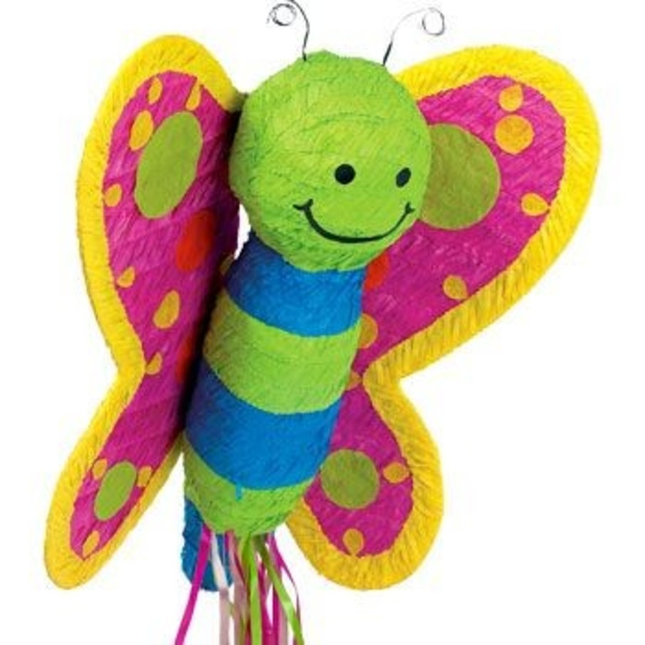 View larger image of Butterfly Pinata (each)