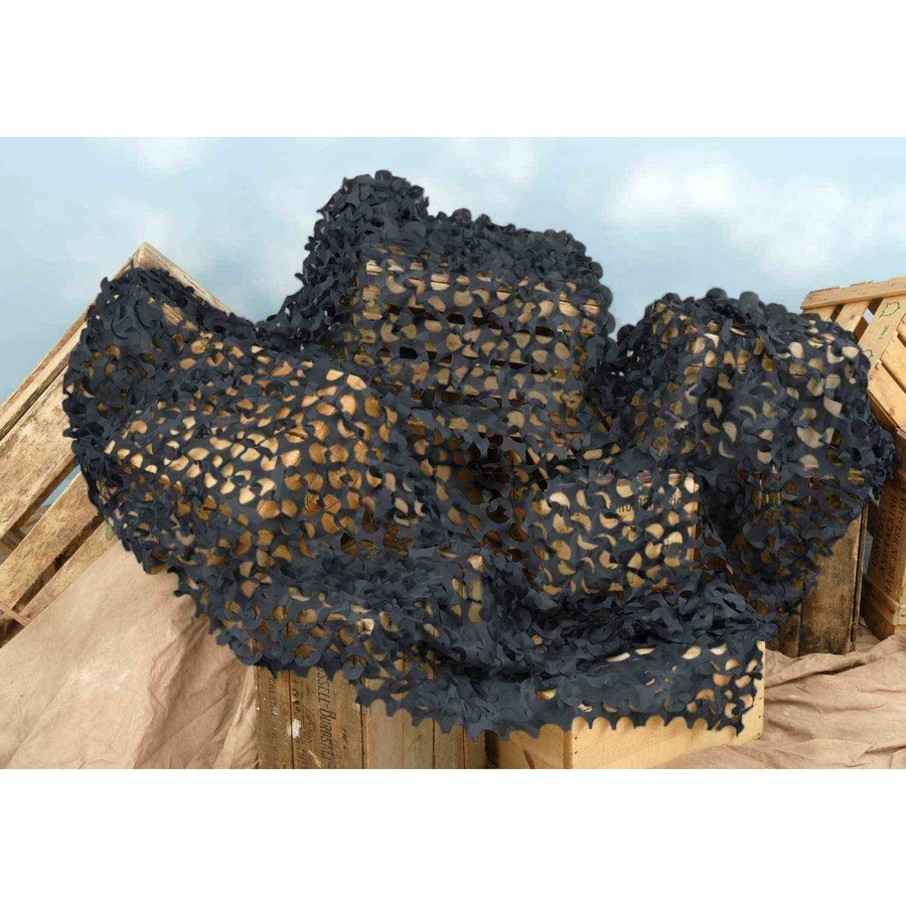 View larger image of Camouflage Netting Black