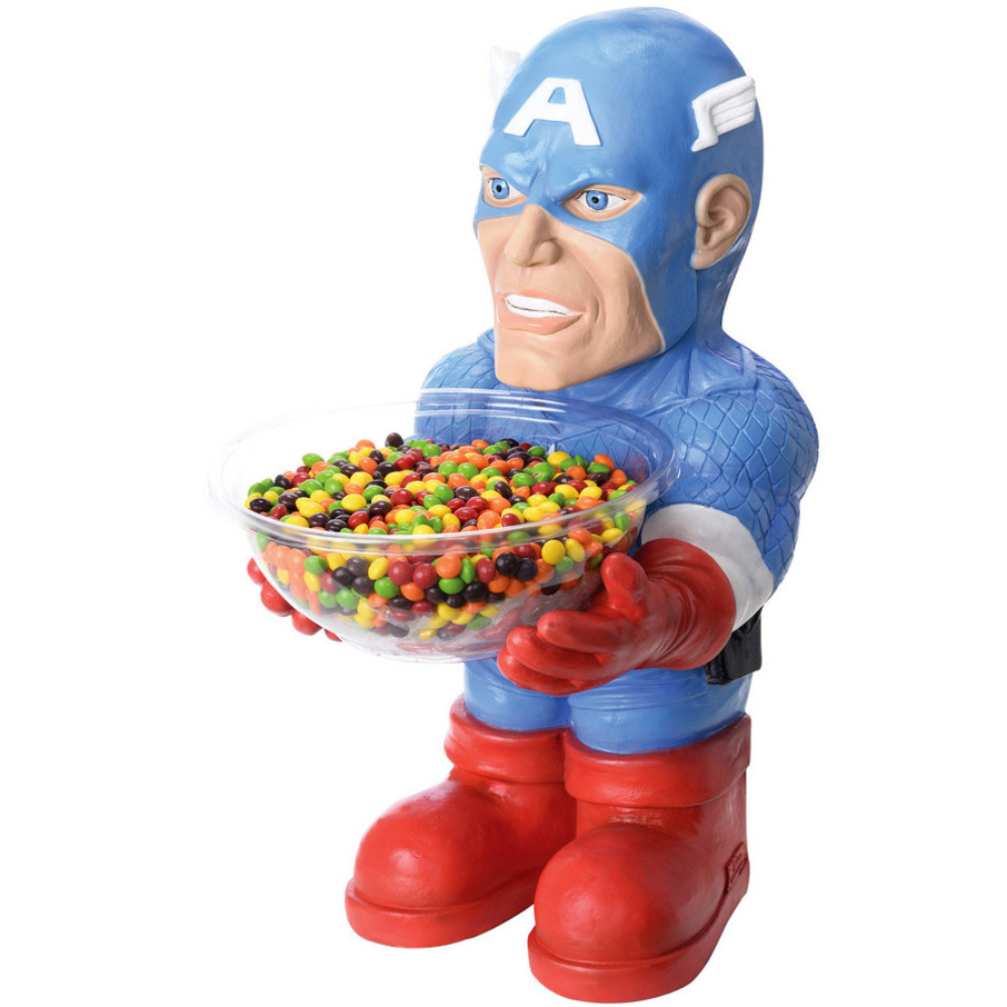 View larger image of Captain America Candy Bow