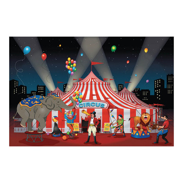 Carnival Backdrop Banner (1)