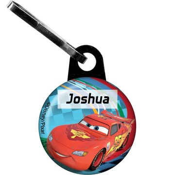 Cars Too Personalized Mini Zipper Pull (Each)