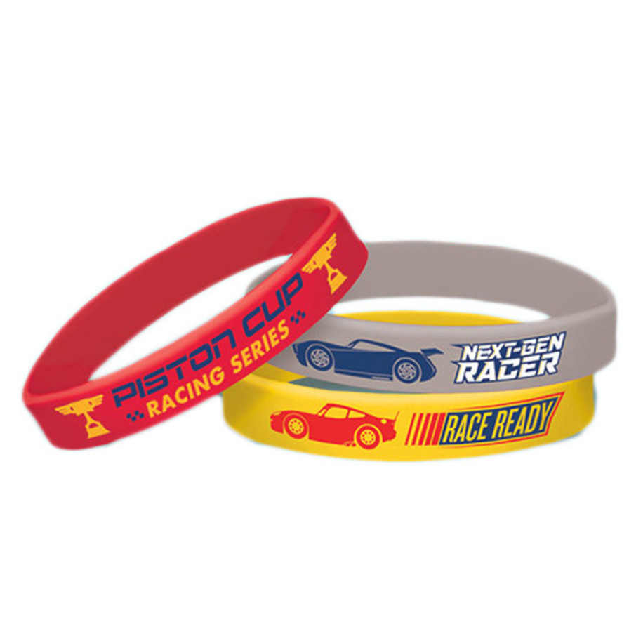 View larger image of Cars Wristbands (6)