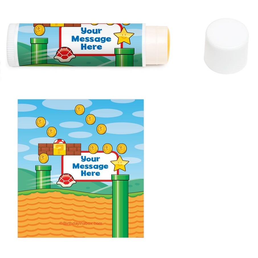 View larger image of Cart Brothers Personalized Lip Balm (12 Pack)