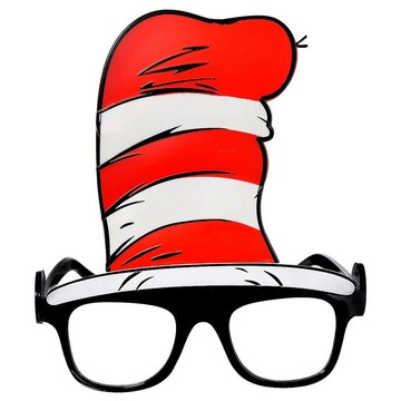 Cat in the Hat Funshades