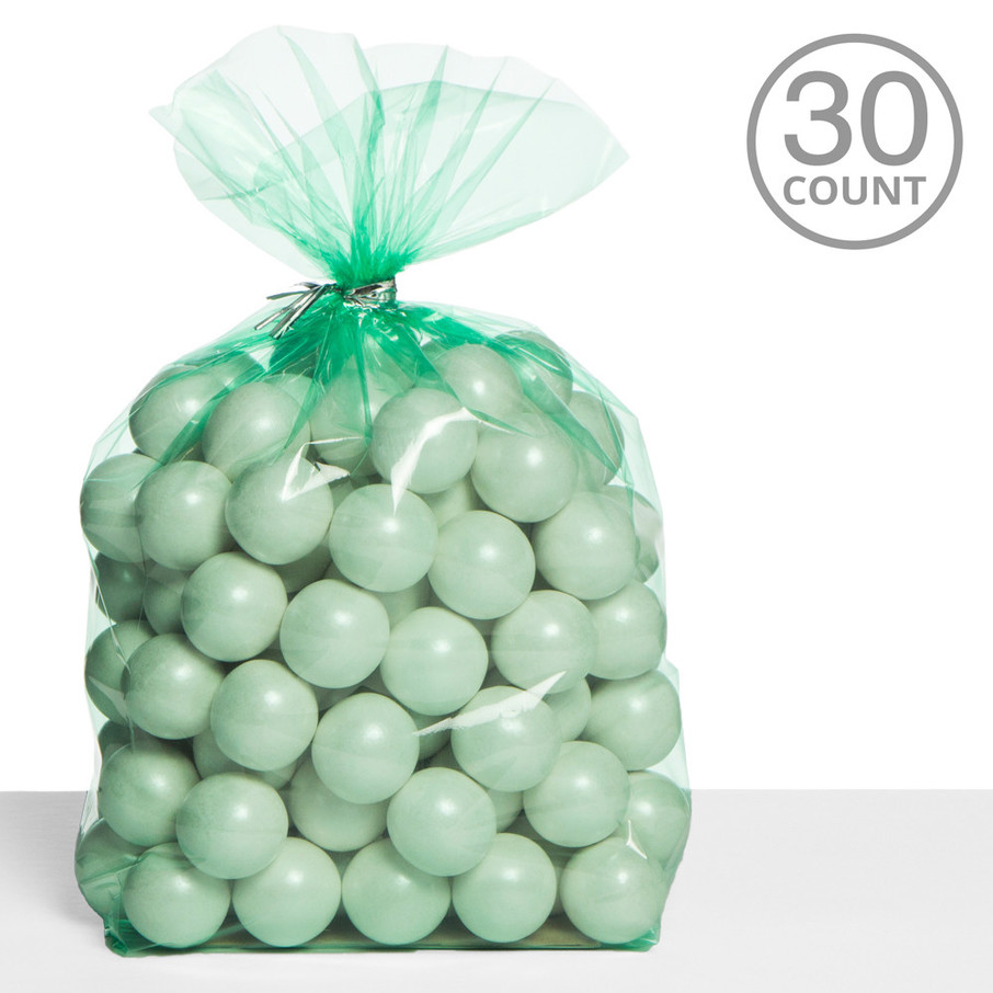 View larger image of Cello Bags Dark Green (30 Count)