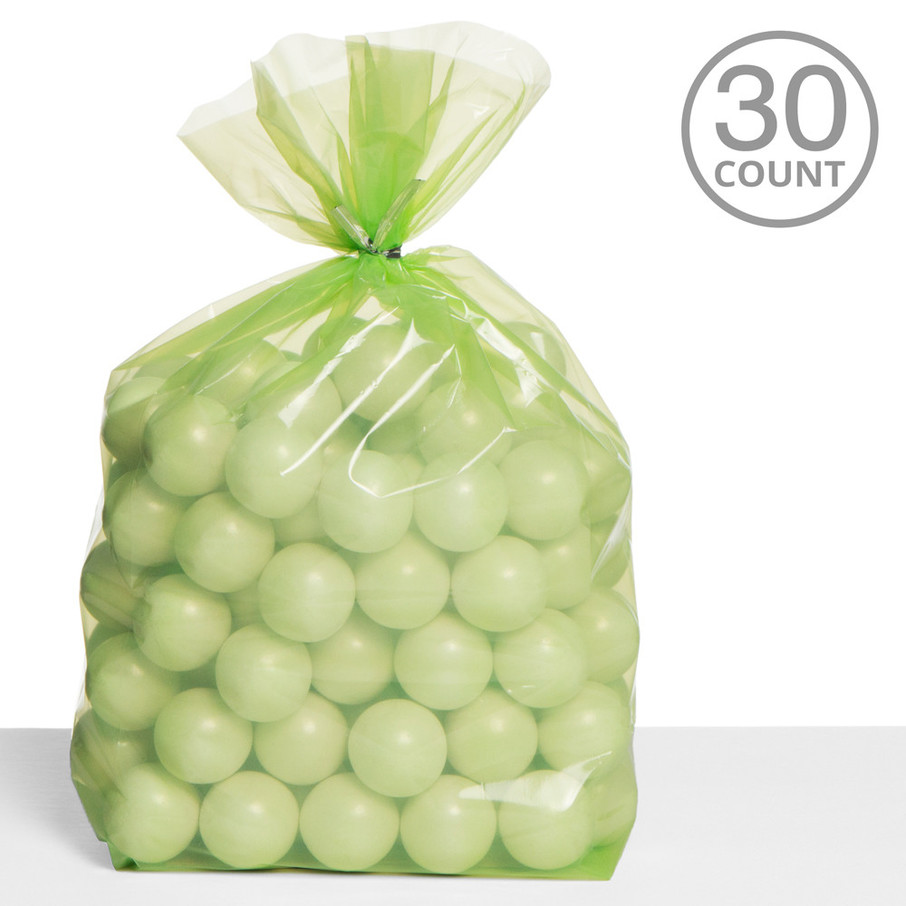 View larger image of Cello Bags Lime Green (30 Count)