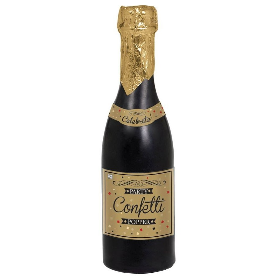 View larger image of Champagne Bottle Confetti Popper