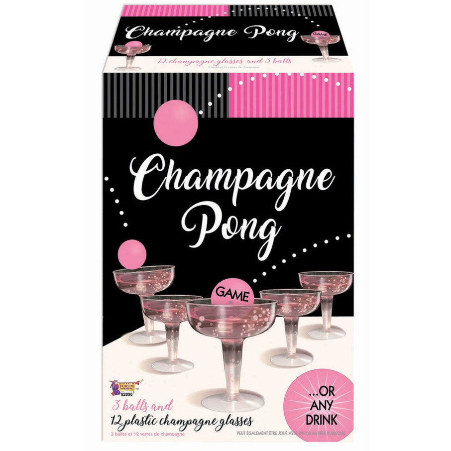 View larger image of Champagne Pong Game