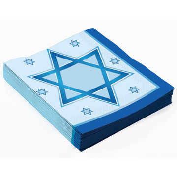 Chanukah Beverage Napkins (16)