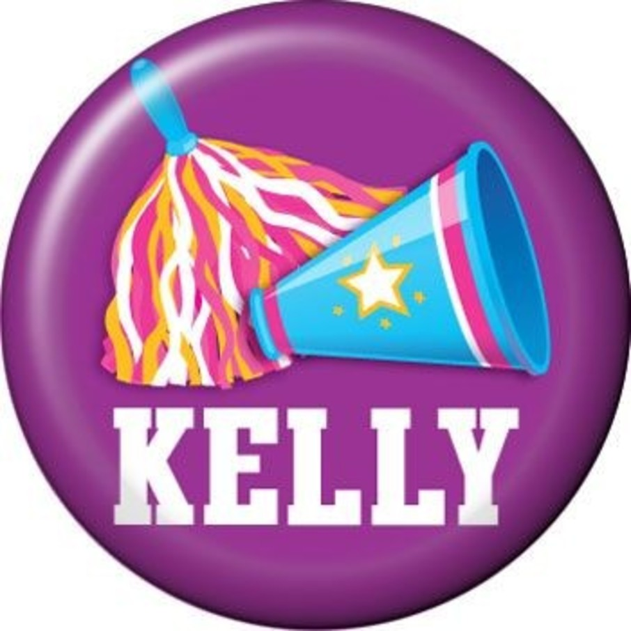 View larger image of Cheerleader Personalized Mini Magnet (each)