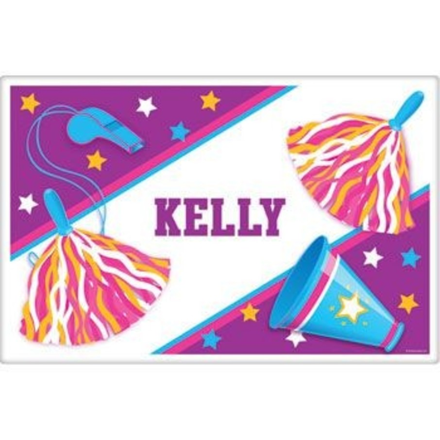 View larger image of Cheerleader Personalized Placemat (each)