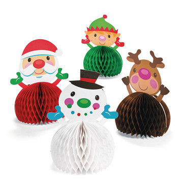 Cheery Christmas Centerpieces (4)