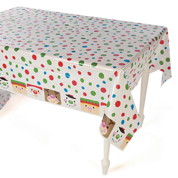 Cheery Christmas Tablecover (1)