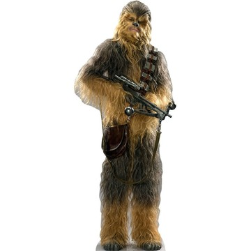 Chewbacca (Star Wars VII: The Force Awakens) Cardboard Standup (Each)