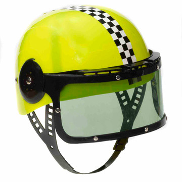 Child's Race Car Helmet (1)