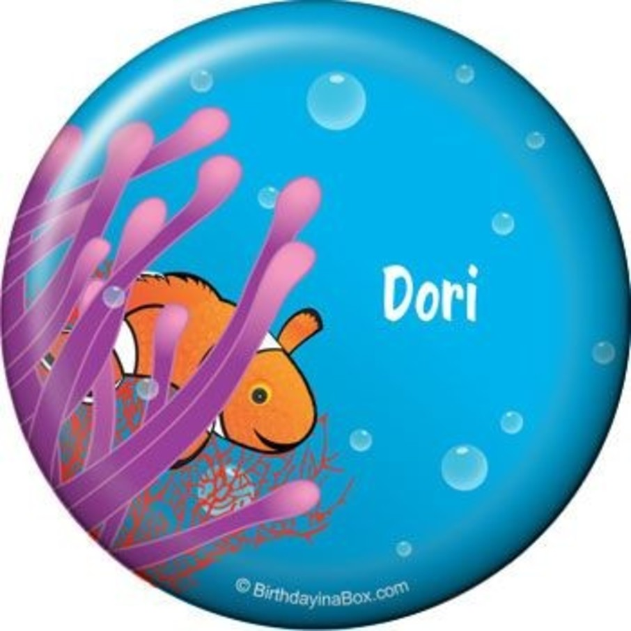 View larger image of Clownfish Personalized Button (each)