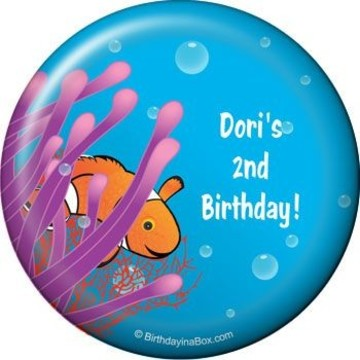 Clownfish Personalized Magnet (each)