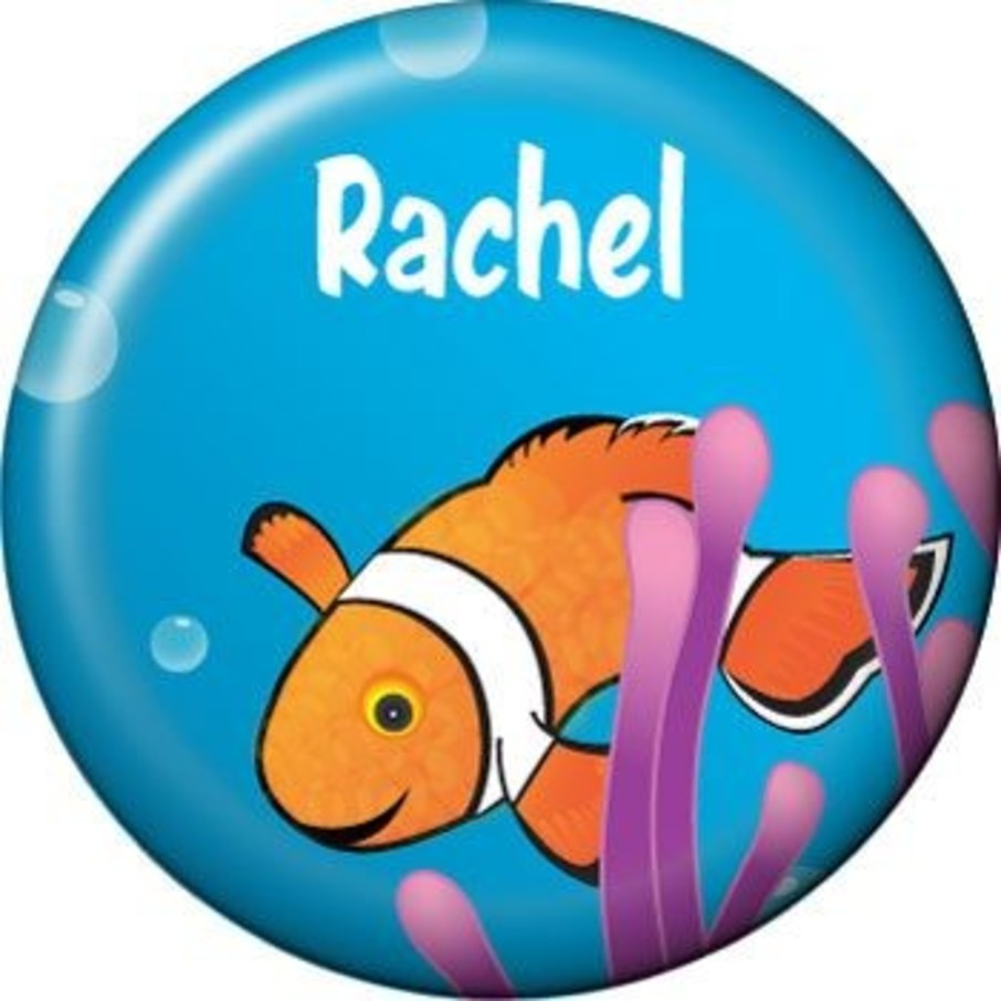 View larger image of Clownfish Personalized Mini Magnet (each)